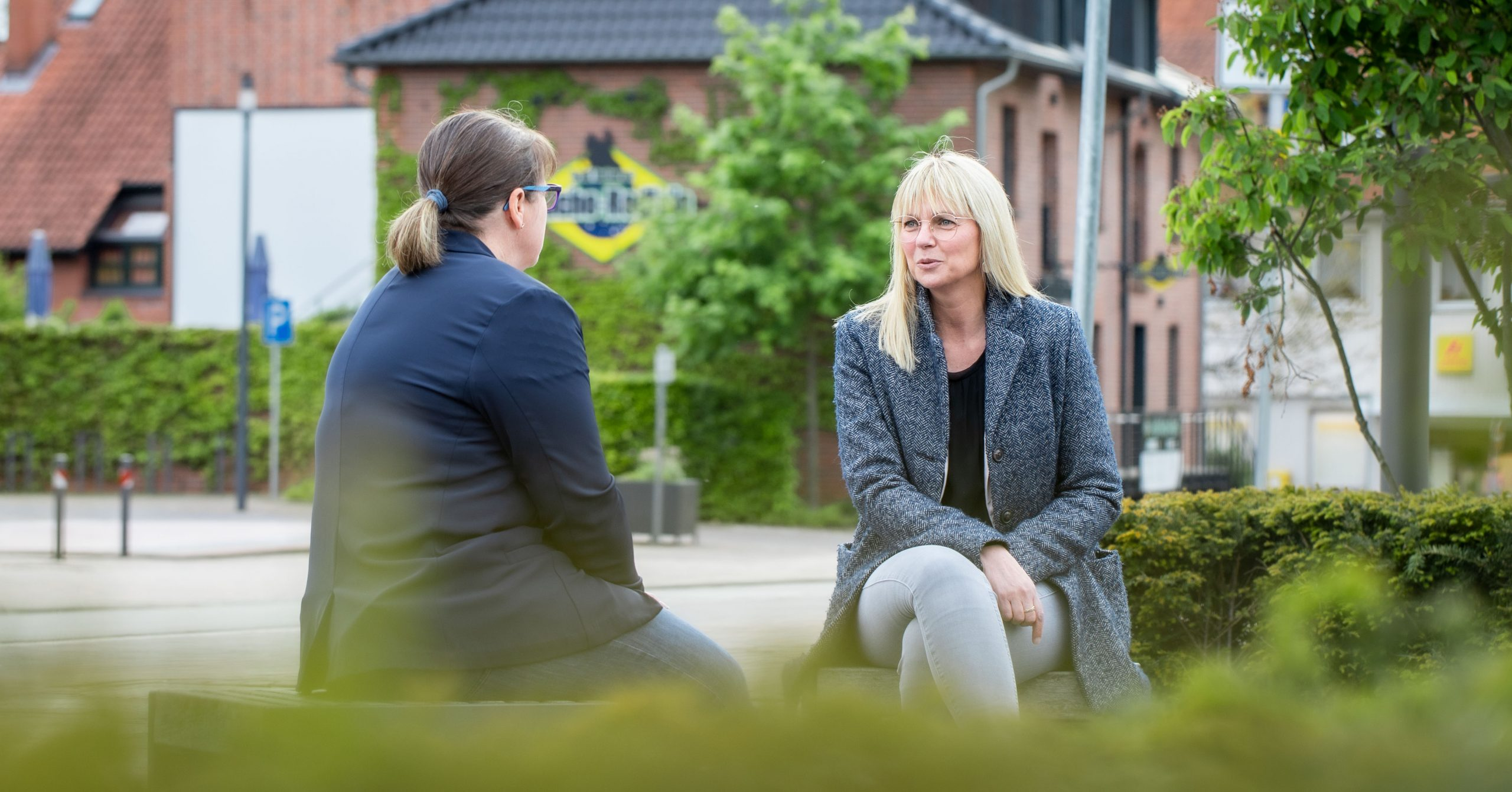 Unsere Bürgermeisterkandidatin Ulrike Jungemann